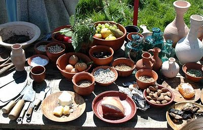 Food living in ancient rome for Ancient roman cuisine
